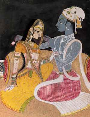 Ancient Indian sex manual - The Koka Shastra!
