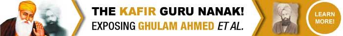 Guru Nanak Muslim Ahmadiyya Mirza Ghulam Ahmed